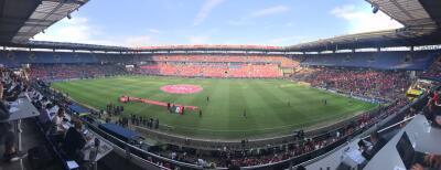 En fotos: México cierra su preparación mundialista con derrota ante Dinamarca