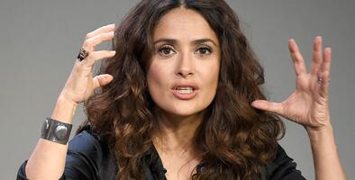 El secreto de belleza de Salma Hayek está en el recetario de su abuela