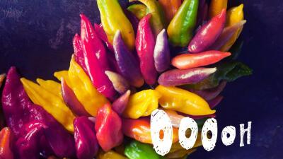 Ají, el ingrediente secreto detrás de la gastronomía peruana