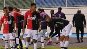 ¿Te acuerdas de él? Othoniel Arce anota en Copa Sudamericana