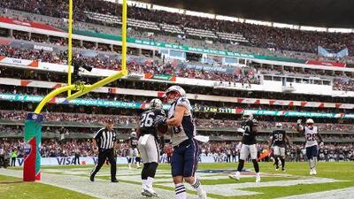 Ana Guevara confía que el juego cancelado en el Azteca no afectará la relación con la NFL