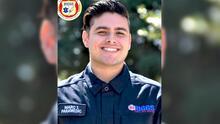 Paramédico muere en accidente cuando iba camino al trabajo en el condado de Merced