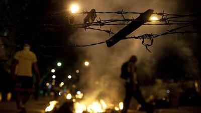 Protestas y saqueos en varios estados de Venezuela producto del racionamiento eléctrico
