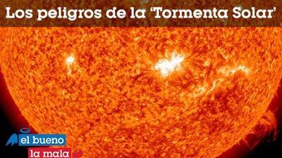 El mundo se prepara para una posible tormenta solar