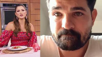 Ana Patricia reaccionó muy conmovida con las imágenes del bebé de Ferdinando Valencia luchando en el hospital