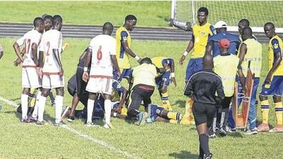 Tragedia y luto en la Primera División del fútbol de Gabón