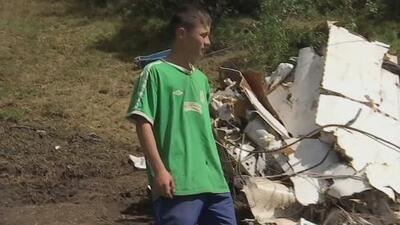 Niño de 13 años fue el ángel que ayudó a rescatar a los sobrevivientes del accidente aéreo del Chapecoense