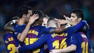 La Novela de la Champions: Barsa venció al Olympiacos el día que Messi llegó a 100 goles en Europa