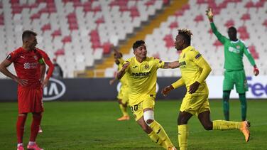 Sorprenden a Leicester y Real Sociedad; Villarreal cumplió