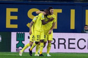 En fotos: Villarreal humilló con un 8-0 para clasificar a octavos de final en Copa del Rey