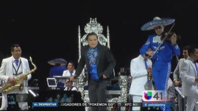 ¿Cuándo llegarán a México los restos de Juan Gabriel?