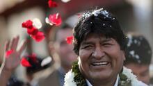 Elecciones en Bolivia: Evo Morales canta victoria ante una sociedad fracturada