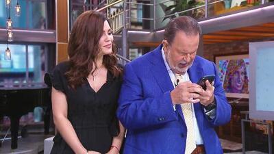 Así reaccionó Raúl de Molina al ver que Juan Rivera había revelado públicamente su número de celular