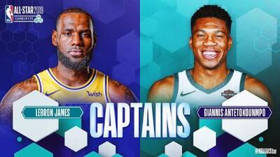Los datos, números y estadísticas que debes saber del NBA All-Star Game 2019