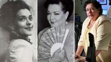 Delia Casanova, un bello rostro de las telenovelas de antaño