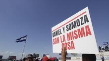 40 años después de Somoza, Nicaragua teme volver a la dictadura con Daniel Ortega
