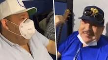 """""""Ya estoy viviendo horas extras"""": Julio Preciado se niega a usar cubrebocas en reunión con Pancho Barraza y otros artistas"""