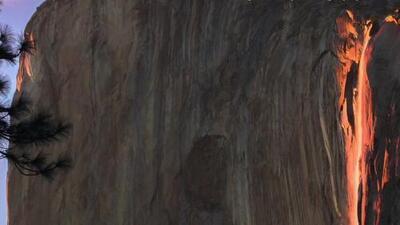 ¿Quieres ver el espectáculo conocido como 'firefall' en Yosemite? Necesitarás una reserva
