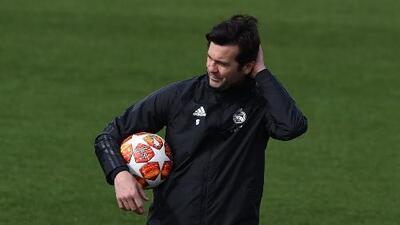Estos son los números de Santiago Solari al frente del Real Madrid