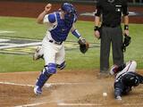 Los Dodgers se encaminaban a una hazaña pero Atlanta con apuros resolvió