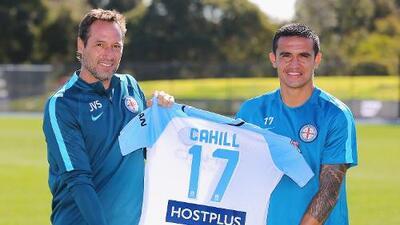 Ex de las Chivas, John van't Schip, renuncia al Melbourne City FC