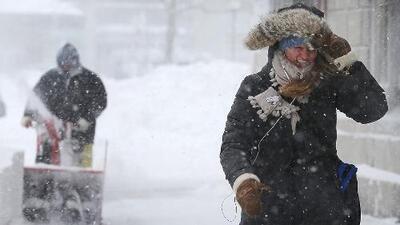 Tormenta de nieve en Estados Unidos pone en alerta a 43 estados