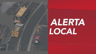 """Colisión de autobús escolar al norte de Atlanta deja """"varios estudiantes"""" hospitalizados"""