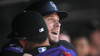 Racha de 7 victorias de los Rockies pone en la tablita a los Dodgers
