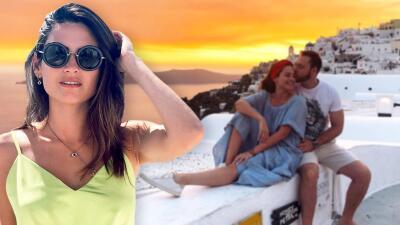 """Fotos: Michelle Galván muestra lo que """"realmente vale la pena"""" en unas vacaciones de ensueño con su esposo"""