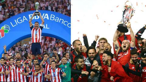 Frente a Frente | Virtudes y defectos de Chivas y Toronto para quedarse con la Liga de Campeones