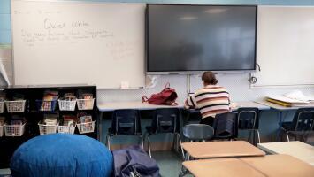 Más de 2,000 maestros de CPS pidieron permiso para trabajar desde casa en la reanudación de clases
