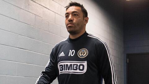 Con 'fiebre de fútbol' Marco Fabián retorna a la cancha con Philadelphia Union