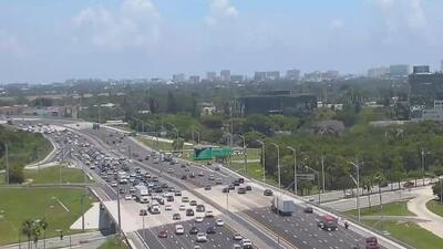 Condiciones cálidas y alto índice de humedad para esta tarde en Miami