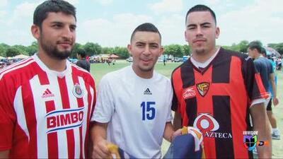 ¿Aún no tienes lo mejor del deporte en tu TV? Solicita Univision Deportes Network