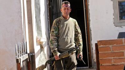 En la frontera con Tim Foley, líder de grupo armado que persigue a narcos e indocumentados