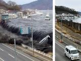 Fotografías interactivas: la destrucción del tsunami en Japón y cómo está 10 años después