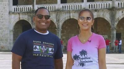 Jackie Guerrido y Tony Dandrades recorren República Dominicana, el punto de partida de la Ruta de Impacto