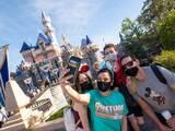 Disneyland abre sus puertas tras más de un año de cierre debido al coronavirus