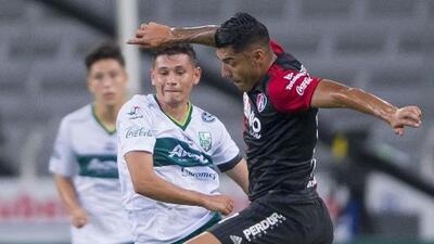 Atlas 1-2 Zacatepec - RESUMEN Y GOLES - Primera jornada Copa MX