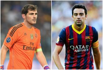 Real Madrid vs. Barcelona, por su primer clásico sin Casillas y Xavi