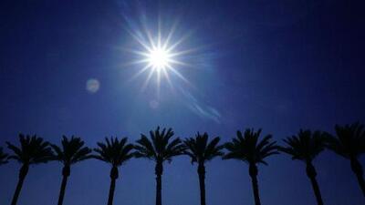 Sol y calor, el pronóstico para este martes en Los Ángeles