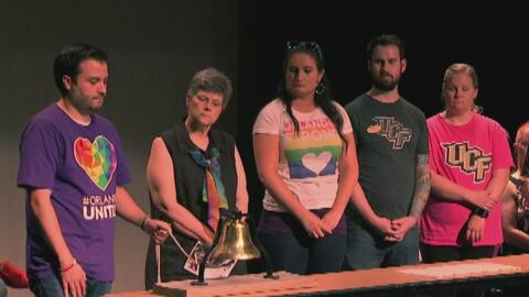 Emotiva vigila en Chicago por las víctimas de la masacre en la discoteca Pulse