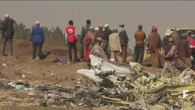 Authorities recover flight recorders after Ethiopian Airlines crash