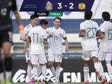 ¡México viene de atrás y se impone al equipo de Australia!