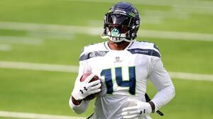 Jugador de la NFL competirá en 100 metros planos