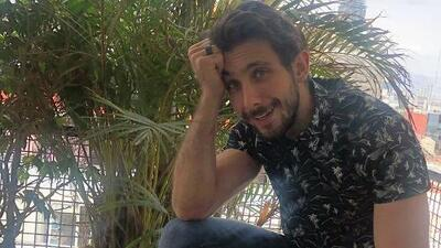 Emiliano Zurita, hijo de la fallecida Christian Bach, enfrenta uno de sus miedos
