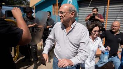 Like father, like son: Nicaragua's Chamorros lead fight for democracy