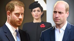 Surge NUEVA TEORÍA del origen de la ruptura entre los príncipes William y Harry
