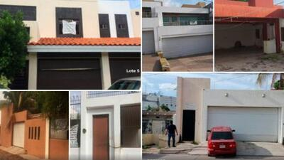 Mexico auctions off houses of notorious drug lord El Chapo