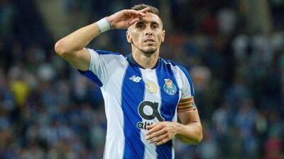 El primer gol de Héctor Herrera en la temporada en el triunfo del Porto 3-0 ante el Moreirense